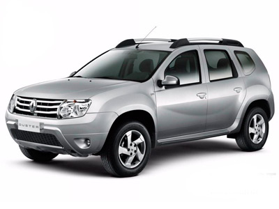 Renault Duster 4x4 МКПП